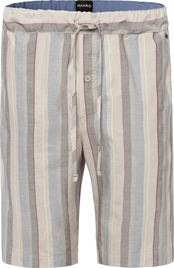 Hanro Pyjamahose in beige / mischfarben, Produktansicht
