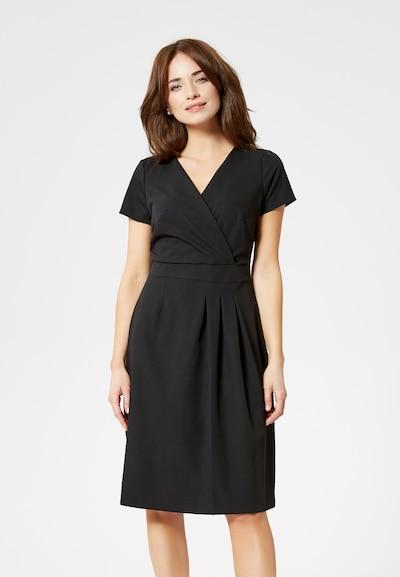 Usha Kleid in schwarz, Modelansicht