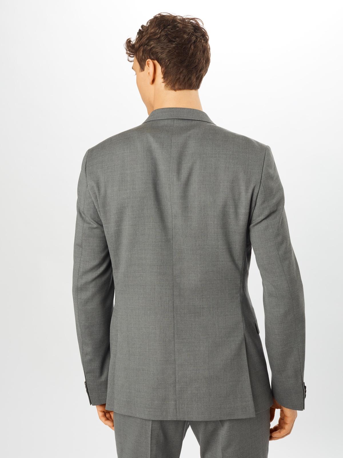 Bestbewertet Männer Bekleidung Tiger of Sweden Anzug 'S.JILE' in graumeliert Verkaufsschlager