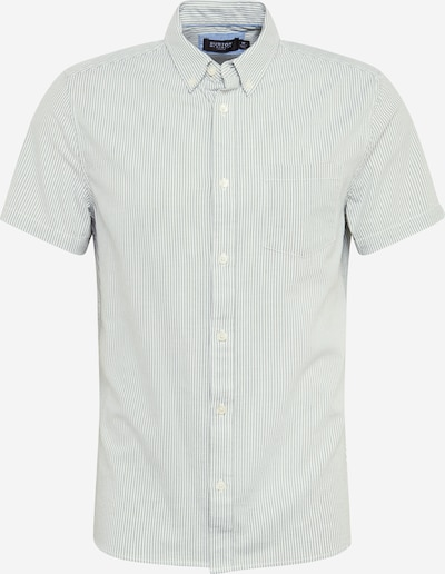 BURTON MENSWEAR LONDON Overhemd in de kleur Donkergroen, Productweergave
