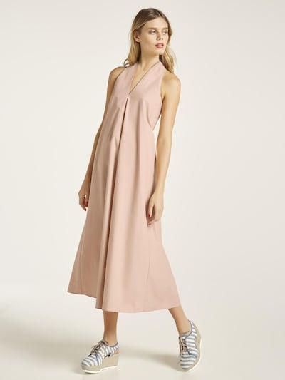 heine Kleid in puder, Modelansicht