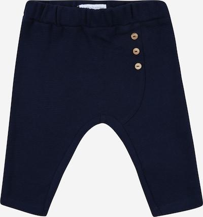 Pantaloni BELLYBUTTON pe navy, Vizualizare produs