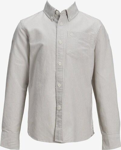 Produkt Hemd in grau / weiß, Produktansicht