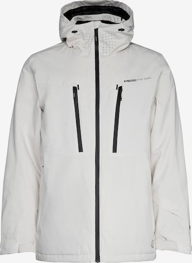 PROTEST Skijacke in weiß, Produktansicht