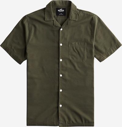 HOLLISTER Hemd in oliv, Produktansicht