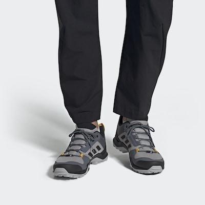 ADIDAS PERFORMANCE Schuh 'Terrex AX3' in grau / dunkelgrau: Frontalansicht