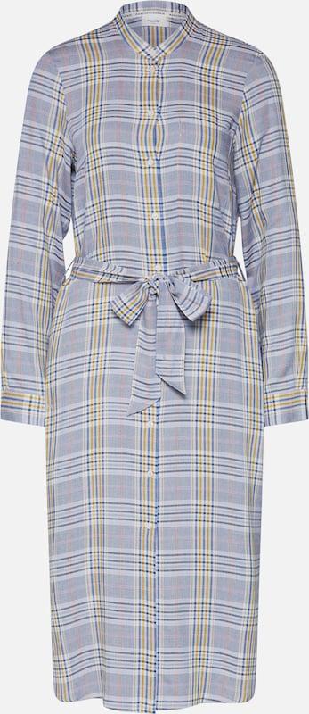 O'polo D'or Robe Denim Marc 'shirtdress' BleuJaune Blanc chemise En 0nOkX8wP