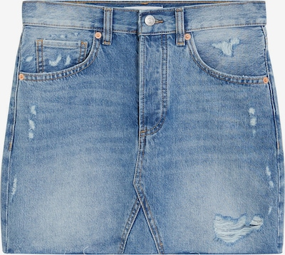 MANGO Jeansrock 'MONICA' in blue denim, Produktansicht