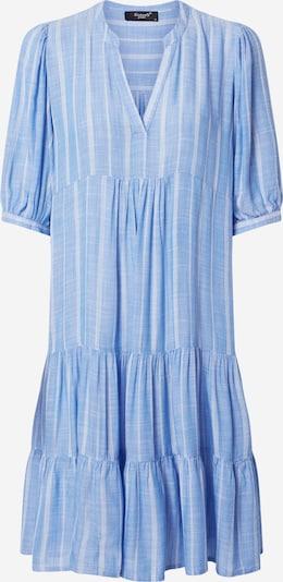 SISTERS POINT Haljina 'Ibon' u plava / bijela, Pregled proizvoda