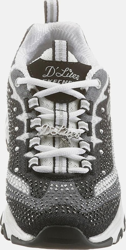 SKECHERS Schnürschuh 'D'Lites Diamonds Are Forever'
