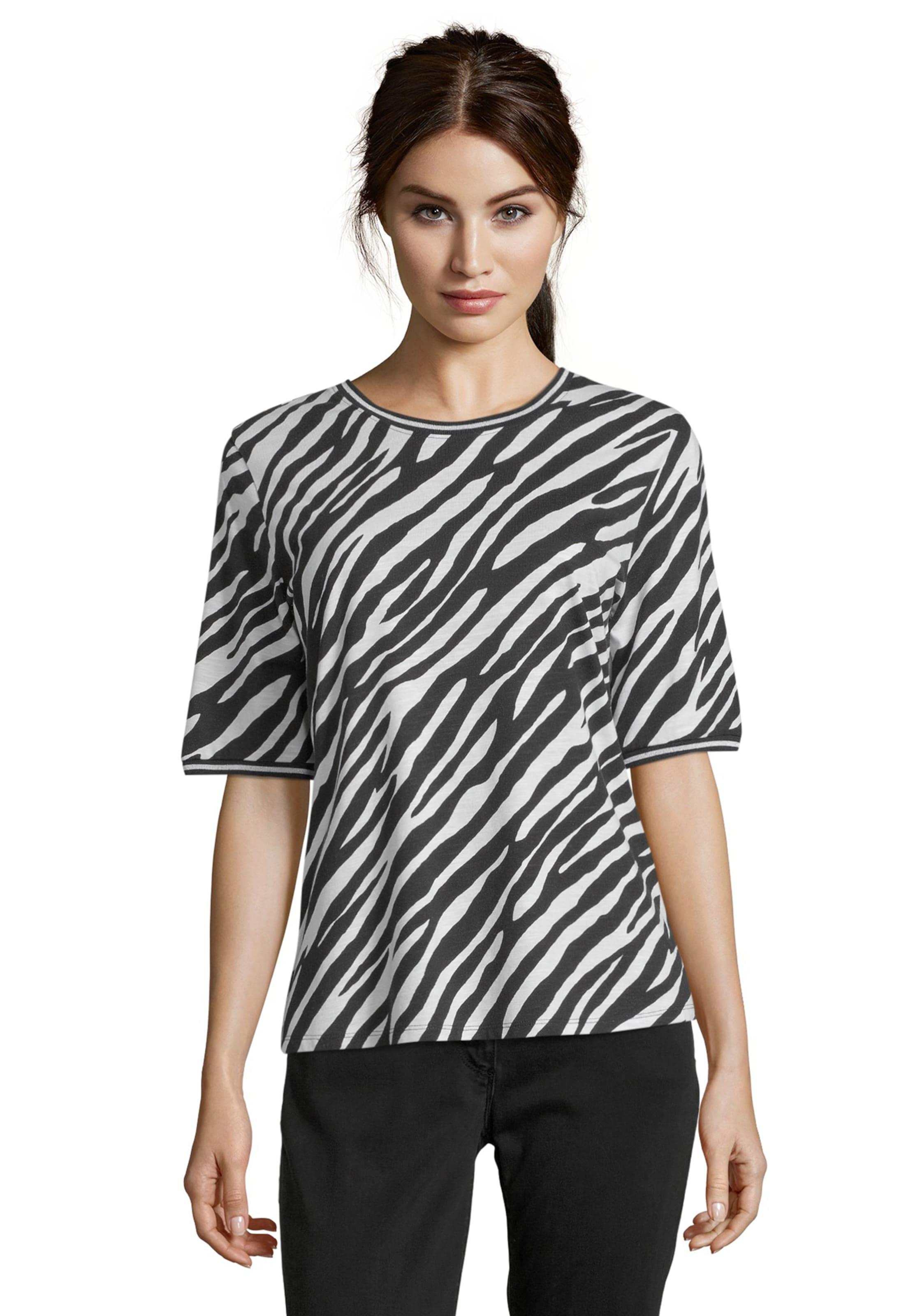 Betty Shirt In Barclay Barclay SchwarzWeiß Betty Shirt nOvwm80N
