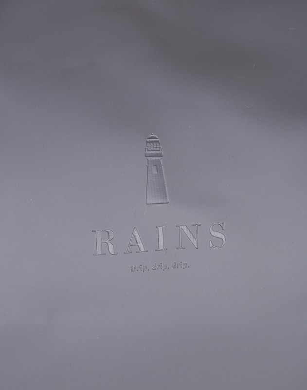 Rains Tasche Weekend Bag 44l