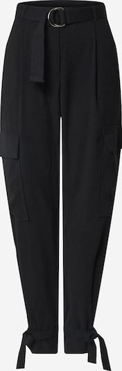 VERO MODA Kalhoty 'VMSTORMI' - černá: Pohled zepředu