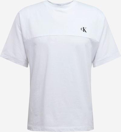 Calvin Klein Jeans Tričko - biela, Produkt