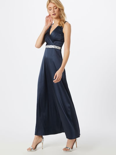 SISTERS POINT Kleid 'WD' in navy, Modelansicht