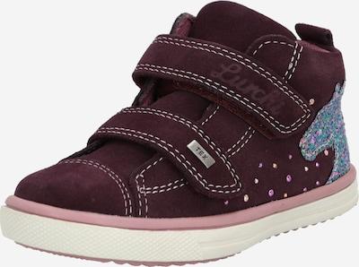 LURCHI Sneakers 'Morina-Tex' in de kleur Bourgogne, Productweergave