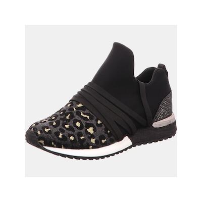 Edel Fashion Schnürschuhe in mischfarben / schwarz, Produktansicht