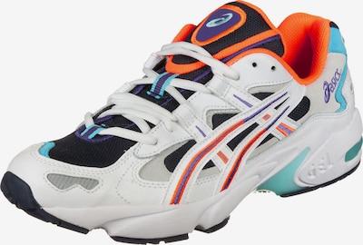 ASICS SportStyle Sneaker 'Kayano 5' in türkis / dunkellila / orange / weiß, Produktansicht