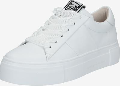 Kennel & Schmenger Baskets basses 'Big' en blanc, Vue avec produit