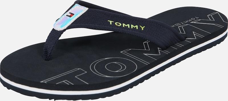 Brandneu Damen Schuhe Tommy Hilfiger Tommy Star Metallic