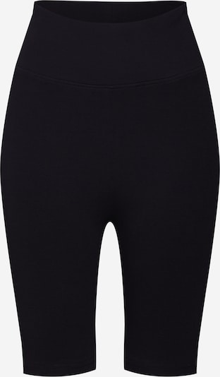 Urban Classics Leggings 'Ladies High Waist Cycle Shorts' in de kleur Zwart, Productweergave