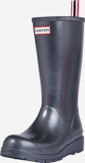 HUNTER Gumiaki 'PLAY TALL' w kolorze czarnym, Podgląd produktu