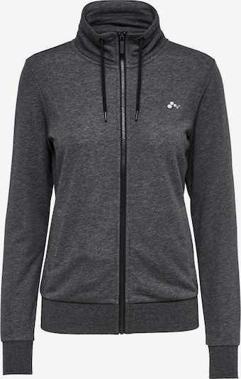 ONLY PLAY Sports sweat jacket in basalt grey, Item view
