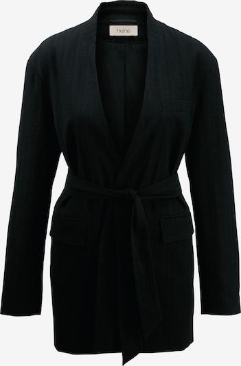 heine Blazer in schwarz, Produktansicht