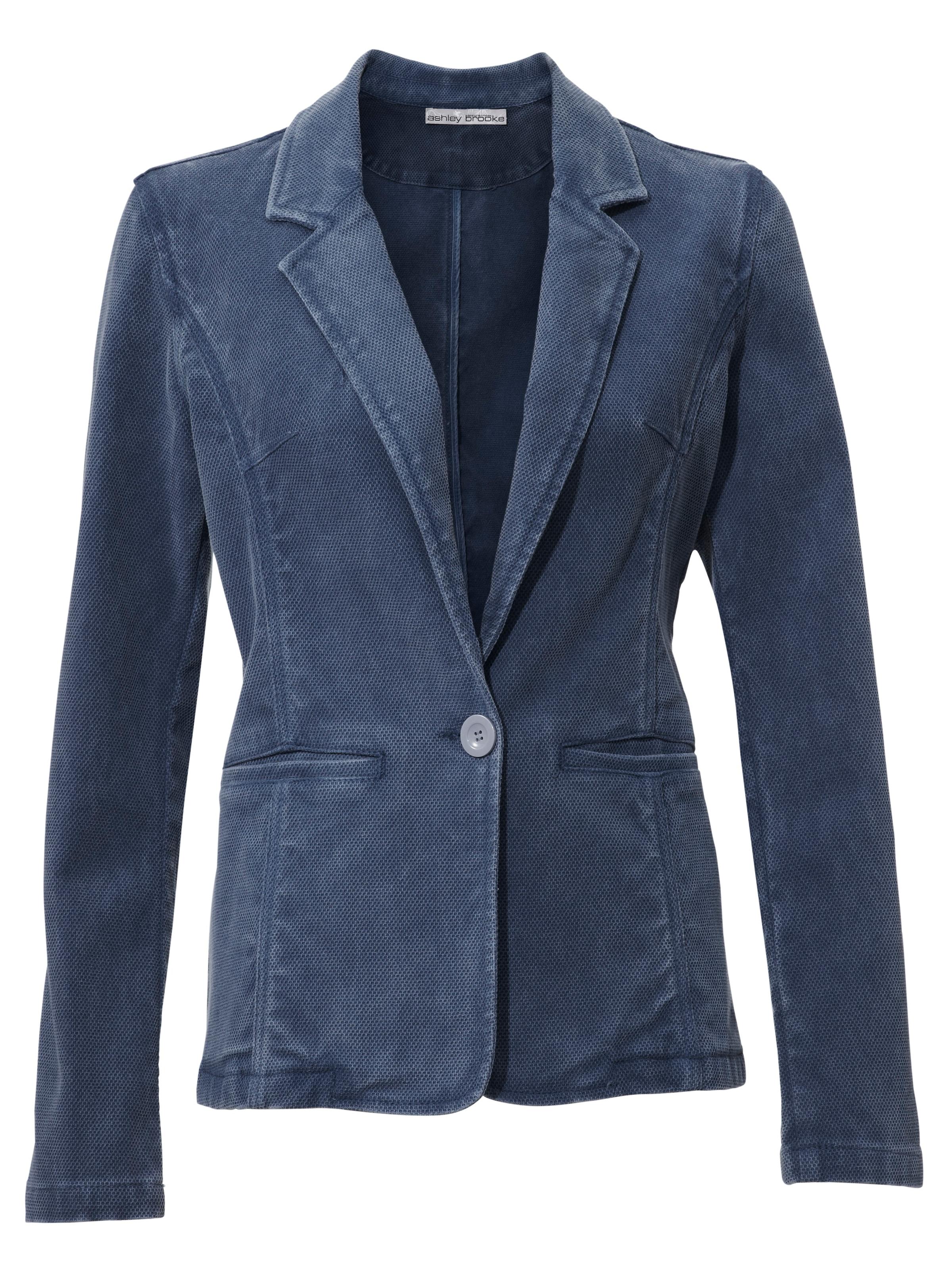 Ashley Brooke by heine Bodyform-Jeansblazer Billig Verkauf Visum Zahlung Günstig Kaufen Suche Rabatt Erstaunlicher Preis 4V2vxV