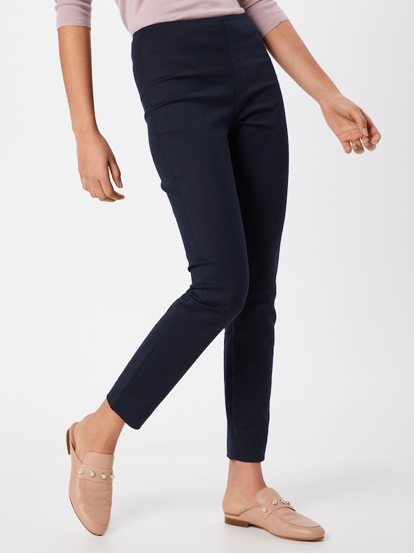Filippa K Leggings 'Mila' in navy, Modelansicht
