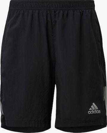 ADIDAS PERFORMANCE Shorts 'Own the Run' in Schwarz