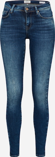 ONLY Jeans 'onlSHAPE JEANS' in blue denim: Frontalansicht