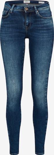 ONLY Jeans 'onlSHAPE REG SK DNM JEANS REA4488 NOOS' in de kleur Blauw denim, Productweergave