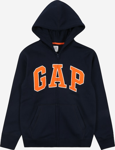 GAP Sweatshirt in blau, Produktansicht
