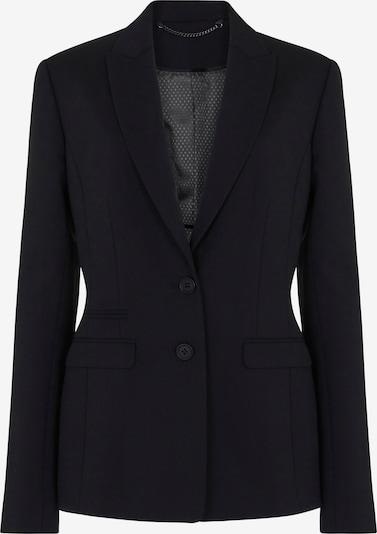 Long Tall Sally Jacke für große Frauen in schwarz, Produktansicht