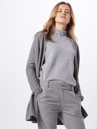 DRYKORN Strickjacke 'Kanela' in grau, Modelansicht