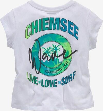 CHIEMSEE T-Shirt in mischfarben / weiß, Produktansicht