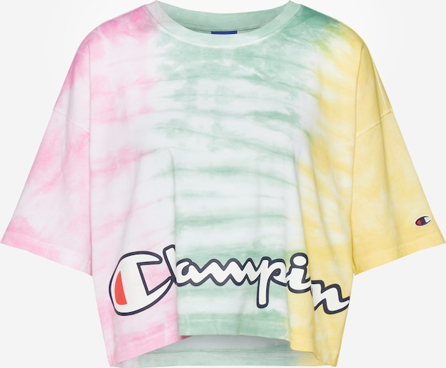 Champion Authentic Athletic Apparel Shirt in Rosa BoNWGWfp