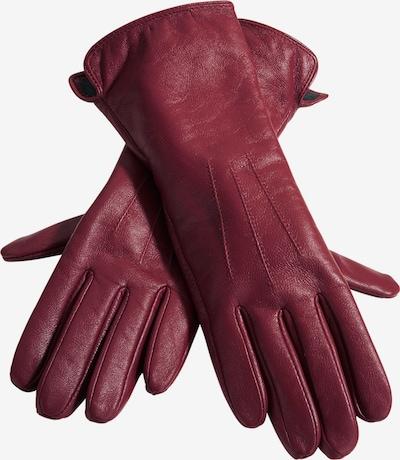 heine Fingerhandsker i bordeaux, Produktvisning