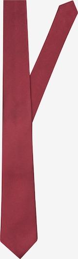 SEIDENSTICKER Krawatte ' Schwarze Rose ' in rot, Produktansicht