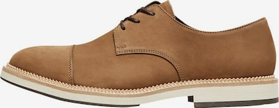 SELECTED HOMME Zehenkappen Business Schuhe in braun, Produktansicht