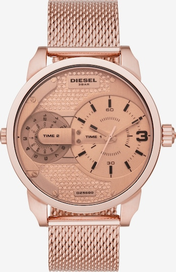 DIESEL Uhr in rosegold, Produktansicht