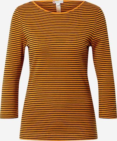 STREET ONE Tričko - tmavě oranžová / černá, Produkt