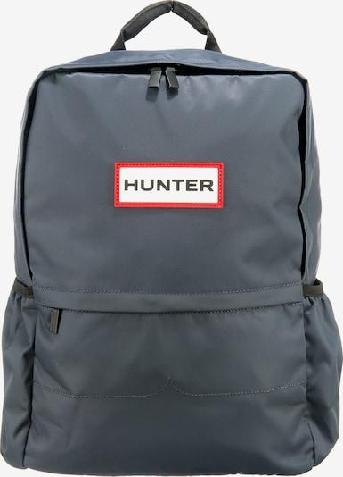 HUNTER Rucksack in taubenblau, Produktansicht