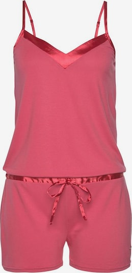 LASCANA Playsuit in rot, Produktansicht