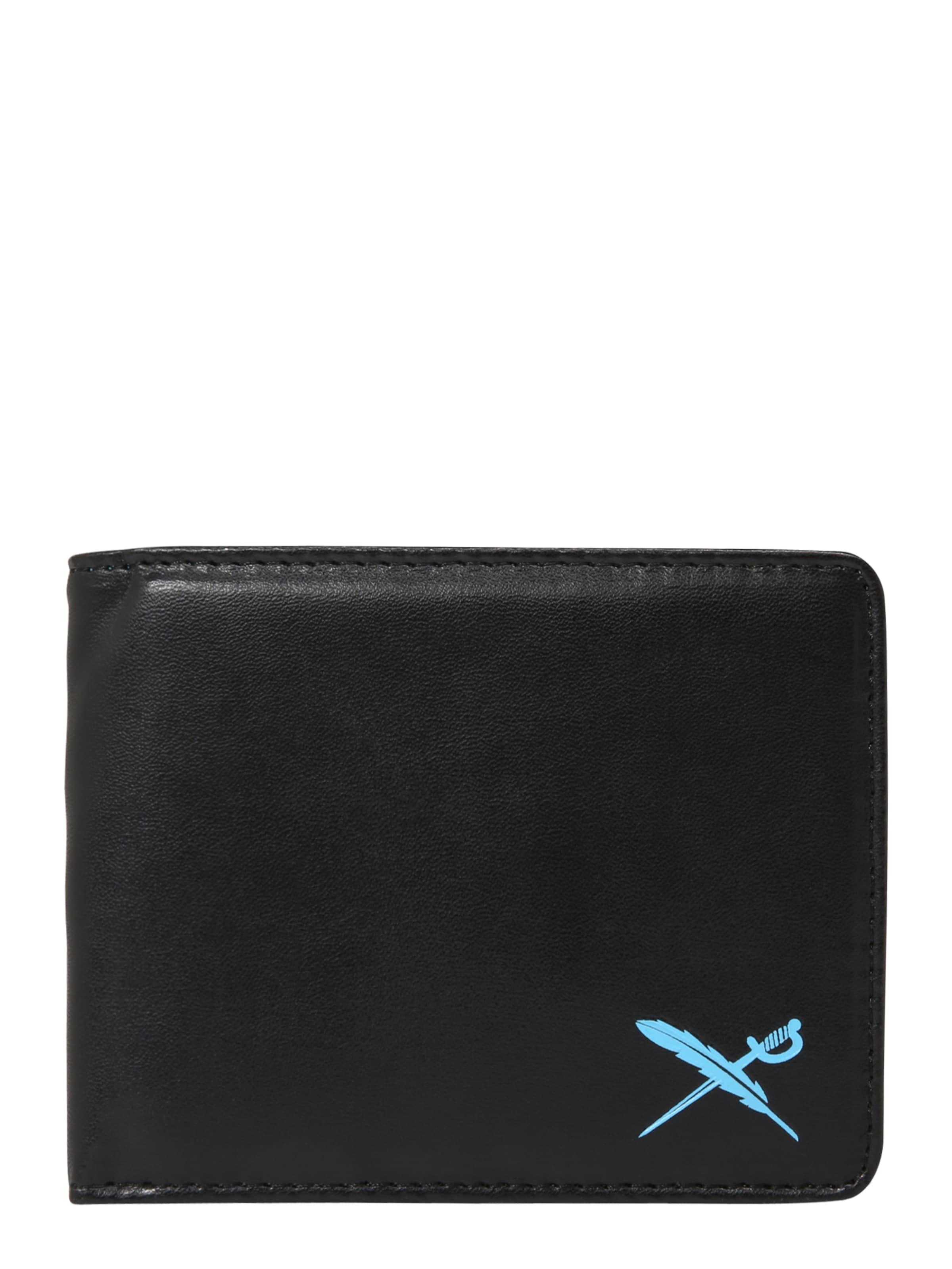 Iriedaily monnaies En Porte Flag Wallet' 'mixed Noir byfg6Y7
