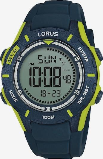 LORUS Armbanduhr 'R2365MX9' in blau / grün, Produktansicht