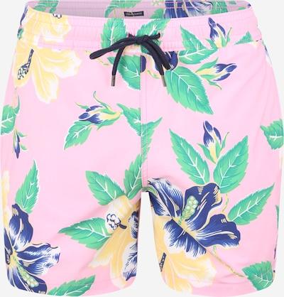 POLO RALPH LAUREN Szorty kąpielowe w kolorze mieszane kolory / różowy pudrowym, Podgląd produktu