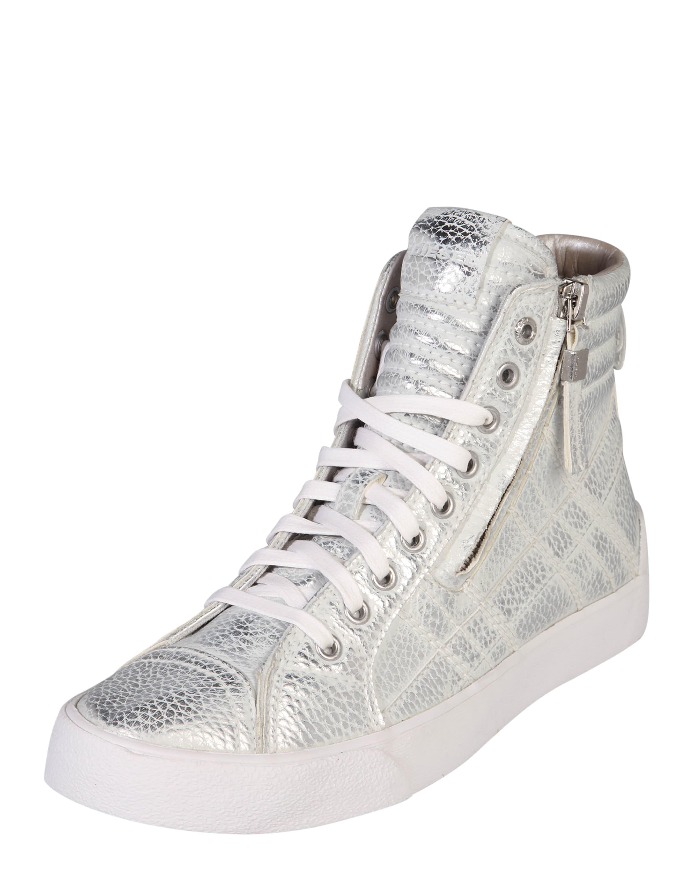 Günstig Kaufen Sneakernews Auslass Freies Verschiffen DIESEL Hightop-Sneaker 'D-velows d-string plus' Verkauf Shop-Angebot Spielraum Echt EQOTbLOlyY