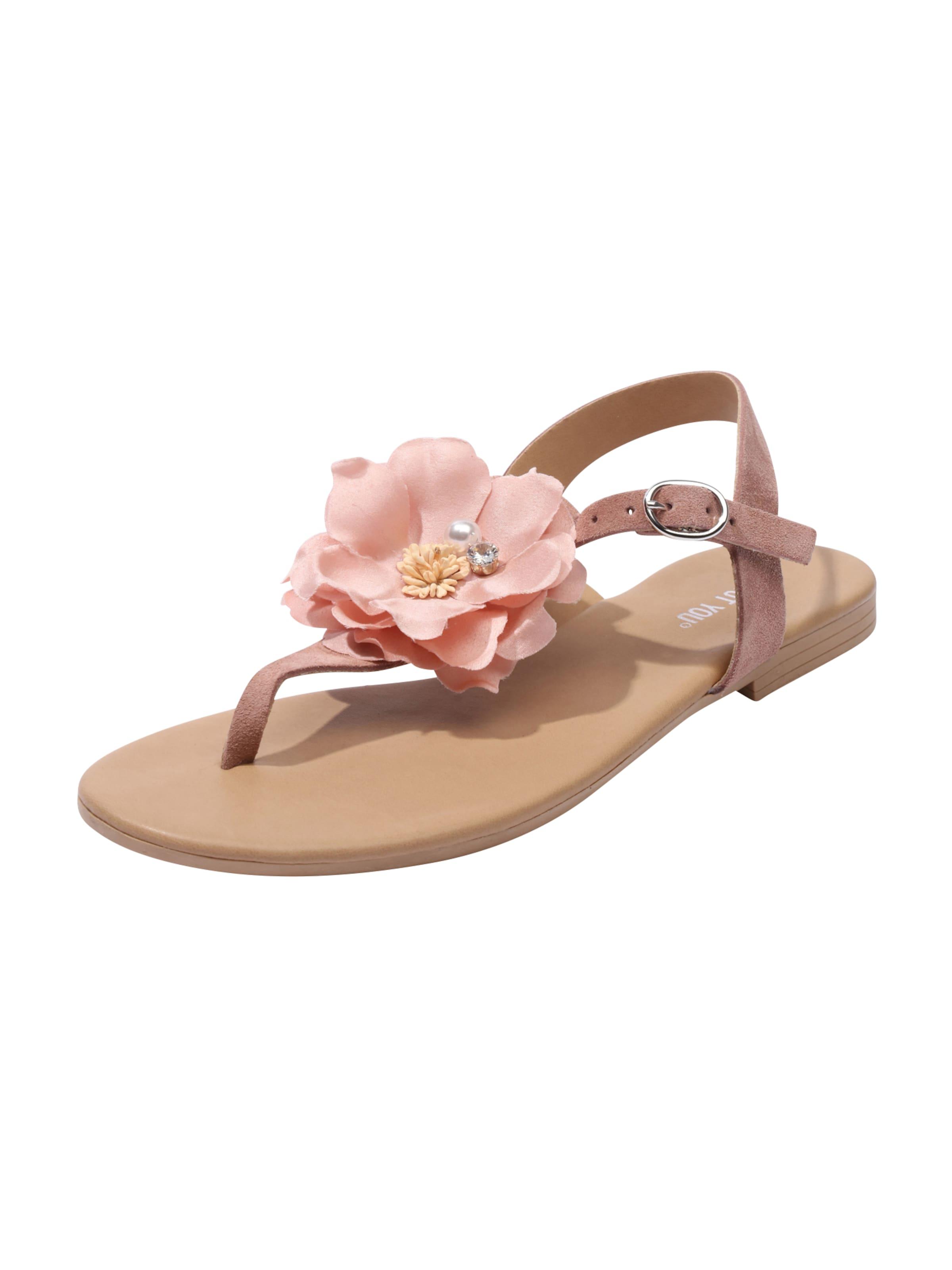 ABOUT YOU Riemchensandalen LOTTI Verschleißfeste billige Schuhe